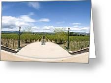Inglenook Vineyards Greeting Card
