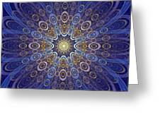 Inner Glow Greeting Card