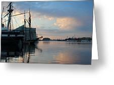 Inner Harbor610 Greeting Card