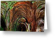 Inner Sanctum II Greeting Card