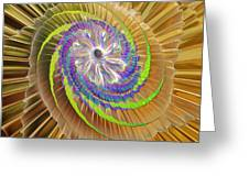 Inner Twister Greeting Card