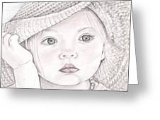 Innocence  Greeting Card