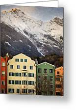Innsbruck Greeting Card
