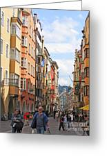 Innsbruck Color Greeting Card