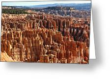 Inspiration Point Bryce Canyon Greeting Card