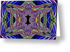 Interlinked Greeting Card