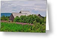 Interpretive Center In Forillon Np-qc Greeting Card