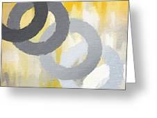Intertwine Greeting Card