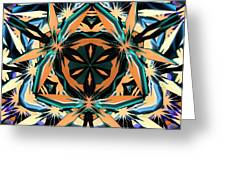 Intuitive Adrenaline Greeting Card