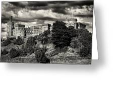 Inverness Castle Scotland Greeting Card