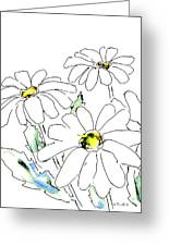 iPhone-Case-Flower-Daisy2 Greeting Card