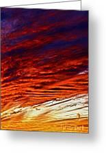 iPhone Southwestern Skies Greeting Card