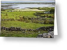 Ireland Farm Greeting Card