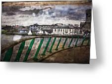 Ireland - Limerick Greeting Card