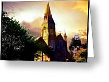Ireland St. Brendan's Cathedral Greeting Card