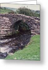 Ireland Timeless Waters Flow Greeting Card