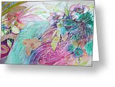 Iridescent Fairytale Greeting Card