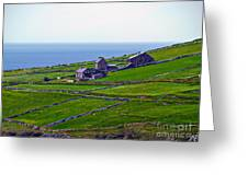 Irish Farm 1 Greeting Card