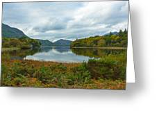 Irish Lake Greeting Card by Pro Shutterblade