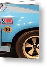 Iroc 911 Rsr Greeting Card