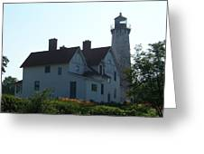 Iroquois Point Lighthouse Greeting Card