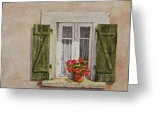 Irvillac Window Greeting Card