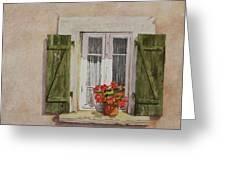 Irvillac Window Greeting Card