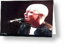Isaac Slade Greeting Card