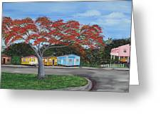 Isabela Puerto Rico Greeting Card