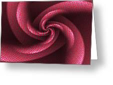 Isabella's Pinwheel Greeting Card