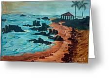 Island Of Dreams Greeting Card