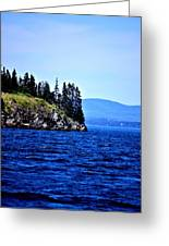 Island Of Pines Greeting Card