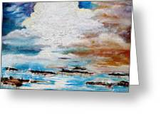 Islands In The Stream Greeting Card