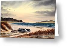 Isle Of Mull Scotland Greeting Card