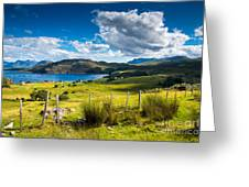 Isle Of Skye In Scotland Greeting Card