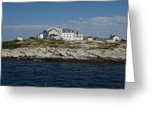 Isles Of Shoals 2 Greeting Card