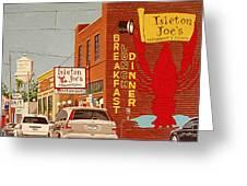 Isleton Joe's Greeting Card