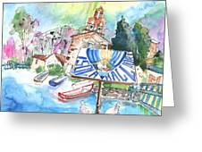 Isola Maggiore In Italy 01 Greeting Card