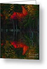 It Fall Time Again Greeting Card