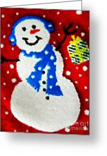 It Is Christmas Time Greeting Card