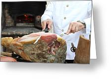 Italian Feast Greeting Card
