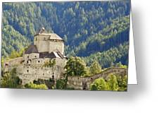 Italy Castles Greeting Card