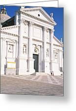 Italy, Venice, San Giorgio Greeting Card