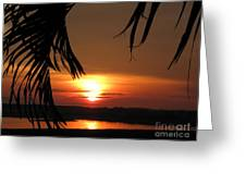 Itaya Sunrise Greeting Card