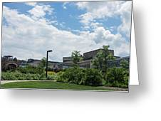 Ithaca College Campus Greeting Card by Photographic Arts And Design Studio