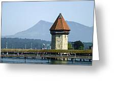 It's Lucerne Greeting Card