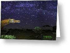 Its Made Of Stars Greeting Card