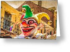 I've Never Liked Clowns Greeting Card