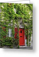 Ivy Cottage Greeting Card