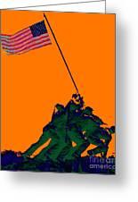 Iwo Jima 20130210p88 Greeting Card by Wingsdomain Art and Photography